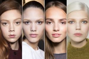 Top trendet e bukurisë nga java e modës në New York