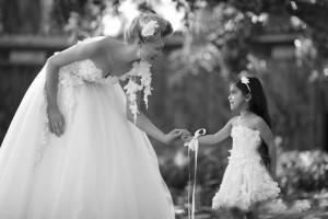 5 things that all mothers should make the girl's wedding day