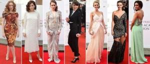 Këto ishin veshjet më të këqija në BAFTA