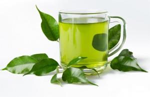 Çaji i gjelbër ngadalëson trashjen