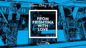 """Blerina Kllokoqi Rugova vjen me kreacioni më të ri """"From Prishtina with Love"""""""