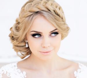 Ja trendi me i ri flokët gërsheta në ditën e damës