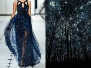 Modë e inspiruar mes natyra dhe dizajnit