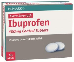 Ja efektet anësore të Ibuprofenit