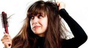 Humbja e flokëve tek grate