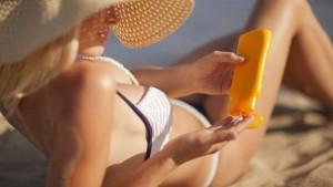 Ndikimi i kremit të plazhit në trupin tuaj