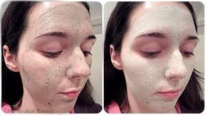 Maska natyrale për lëkurë me shkëlqim